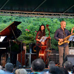 Kontxi Lorente Quartet Ciudadela Pamplona by Luis Arellano