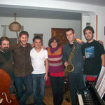 Session jazz en Urroz