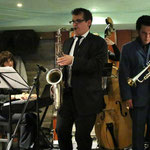 "Tributo ""Jazz Messengers"" Garazi Pamplona"