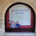 "Exposition ""Sous le sceau du roi - Saint Louis, de Poissy à Tunis, 1214-1270"" © TEMPLE DE PARIS"