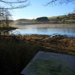 L'étang Taureau, créé à l'origine pour le flottage du bois.