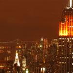 Blick aufs Empire State