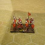 Chevaliers anglais à pied 3
