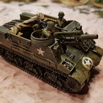 M7 Priest SPG