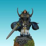 Arkhos, Commandeur templier