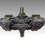 Raptor class battlecruiser
