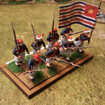 1st Special Batalion Louisiana Tiger Rifles Zouaves