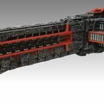 Nausicaa class battleship