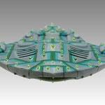 Manta class battlecarrier