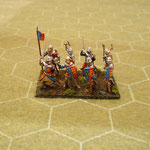 Chevaliers anglais à pied 2