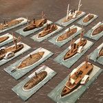 Confederate fleet