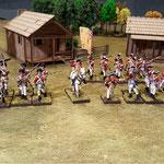 Infanterie britannique