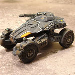 Nemesis light strike vehicle