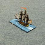 Bomb vessel