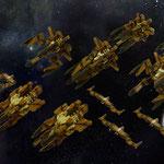 Ba'Kash fleet