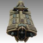 Ganak class battleship