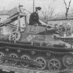 Panzer I Ausf.B