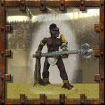 Gladiatrice 3