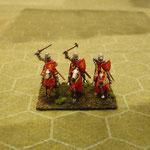 Chevaliers anglais montés 1
