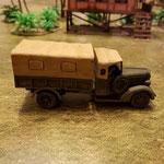 Type 97 Isuzu Truck