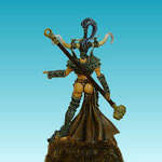 Viraë, prêtresse Fianna