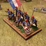 """55th New-York Infantry """"Garde de Lafayette"""""""