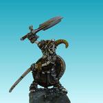 Squelette en armure 3
