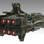 Banshee class dreadnought