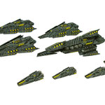 Works Raptor battlefleet