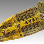 Titan class dreadnought