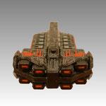 Gladius class gunship