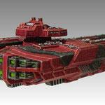 Retribution class dreadnought