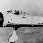 "Nakajima KI-27 Nate ""Clint"""