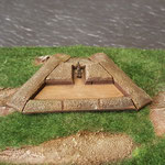 1 gun fortification