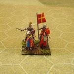 Etat-major Chevaliers anglais montés 1