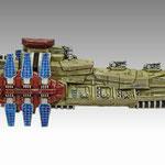 Excelsior class battleship