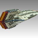 Templar class heavy cruiser