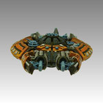 Tormentor class R&D cruiser