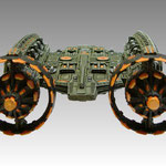 Foundry class dreadnought