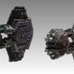 Bane class R&D cruiser