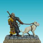 Maître-chien de la Milice
