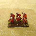Chevaliers anglais montés 3