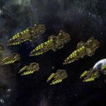 Corsairs fleet