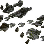 The Relthoza fleet