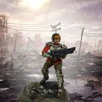 People's Legion Trooper 14