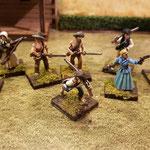 Colons armés