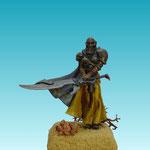 Sethin, guerrière de l'Aube