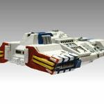 Hermes class cruiser