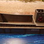 US LCM landing craft
