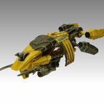 Prowler class gunship
